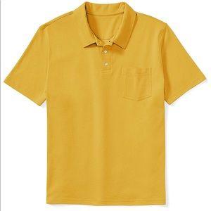 NWT Amazon Essentials Men's Polo Shirt